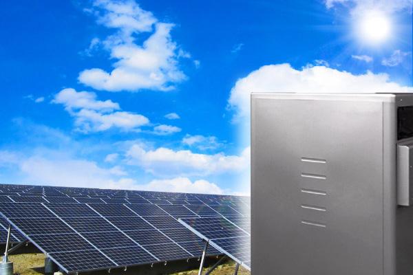 太陽光発電とセットで高効率化へ